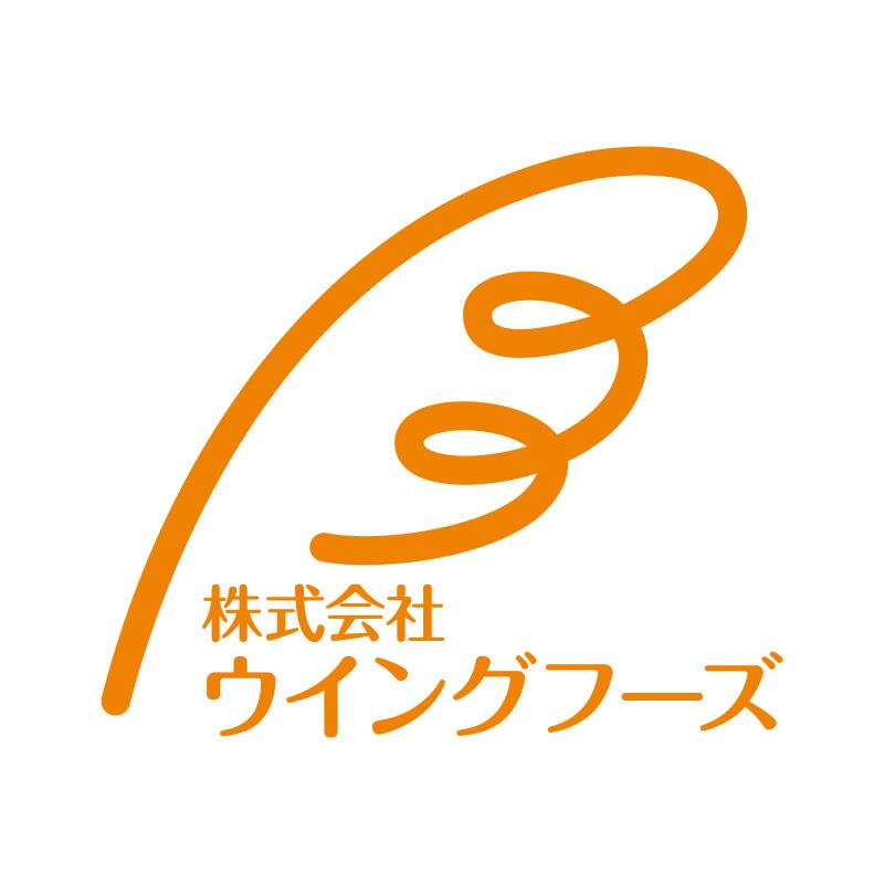株式会社ウイングフーズ ロゴ制作